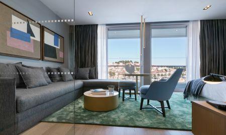 Penthouse Suite Balcony Sea View - Adriana, Hvar Spa Hotel - Hvar