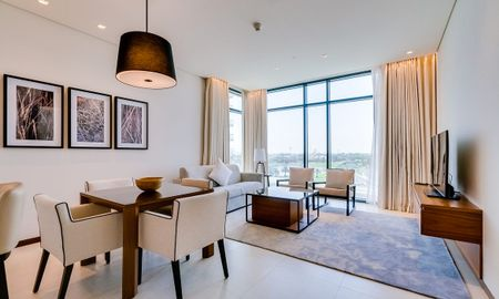 одна спальня - вид на город - Vida Residences The Hills - Dubai