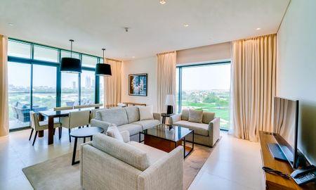 тремя спальнями - вид на город - Vida Residences The Hills - Dubai