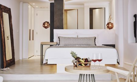 Люкс-лофт с видом на море - Mykonos No5 Luxury Suites & Villas - Mykonos