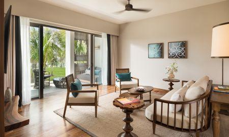 Garden View Suite - Anantara Iko Mauritius - Mauritius Island