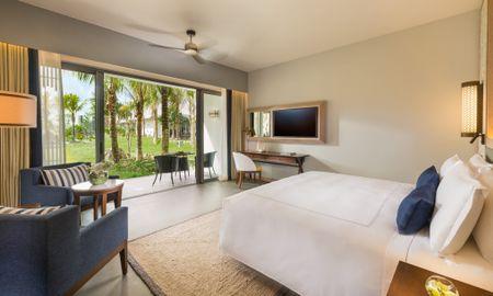 Deluxe Room Garden View - Anantara Iko Mauritius - Mauritius Island