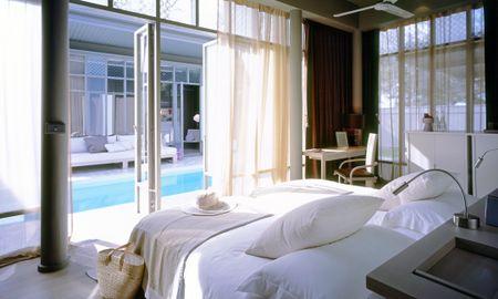 Villa Suite Deux Chambres avec Piscine - SALA Phuket Resort & Spa - Phuket