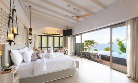 Villa avec Piscine - Vue Mer Romance - The Shore At Katathani - Adults Only - Phuket