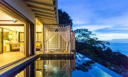 Villa avec Piscine - Vue Mer - The Shore At Katathani - Adults Only - Phuket