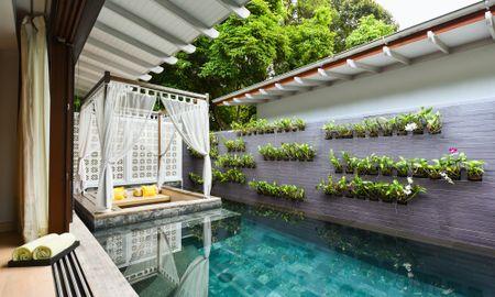 Villa mit Pool - The Shore At Katathani - Adults Only - Phuket
