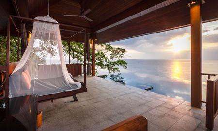 Cliff Villa con Piscina - Paresa - Phuket