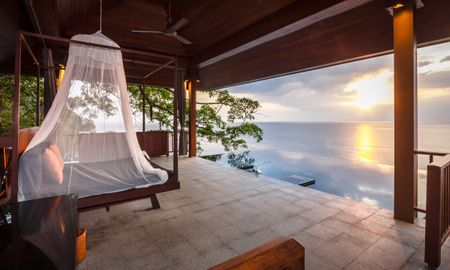 Cliff Villa avec Piscine - Paresa - Phuket