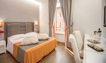 Single Room - Roma Boutique Hotel - Rome