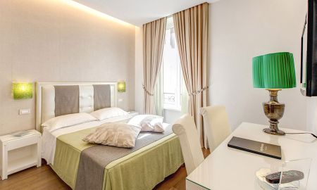 Standard Double Room - Roma Boutique Hotel - Rome