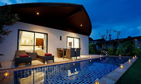 One Bedroom Villa - Pool with Garden View - The Village Coconut Island - Phuket