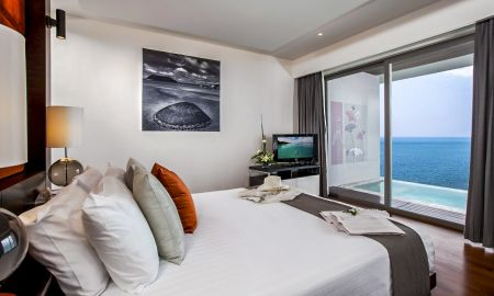 Penthouse con piscina - Vista Mare - Cape Sienna Gourmet Hotel & Villas - Phuket
