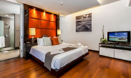 Grand Suite - Vista al Mar - Cape Sienna Gourmet Hotel & Villas - Phuket