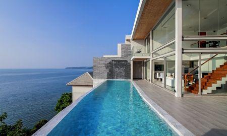 Villa Una Camera con Piscina - vista oceano - Cape Sienna Gourmet Hotel & Villas - Phuket