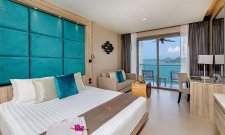 Camera Deluxe - Vista Mare - Cape Sienna Gourmet Hotel & Villas - Phuket