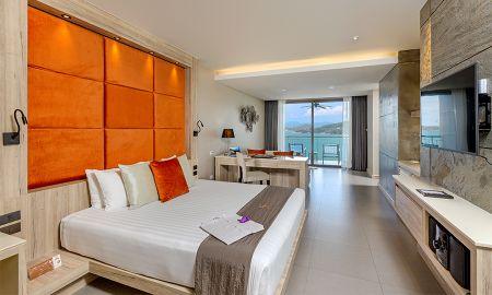 Junior Suite con Jacuzzi - Vista sul mare - Cape Sienna Gourmet Hotel & Villas - Phuket
