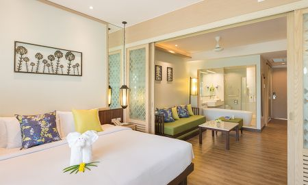 Grand Deluxe - Katathani Phuket Beach Resort - Phuket