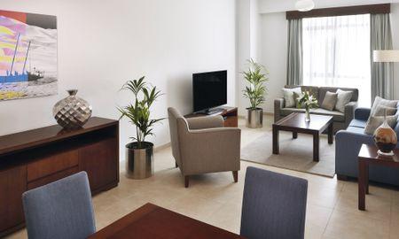Appartamento Due Camere - Movenpick Hotel & Apartments Bur Dubai - Dubai