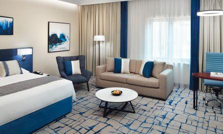 Camera Executiva Deluxe King - Movenpick Hotel & Apartments Bur Dubai - Dubai