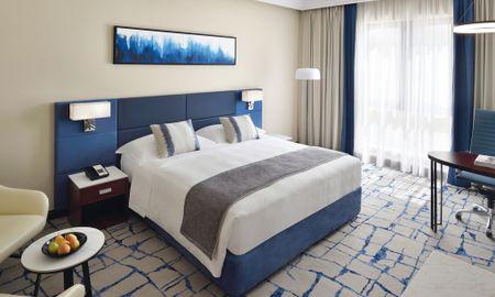 Camera Superiore King - Movenpick Hotel & Apartments Bur Dubai - Dubai