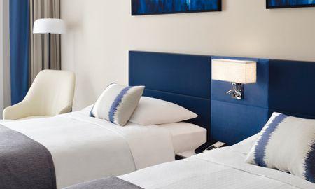 Camera Executiva Twin - Movenpick Hotel & Apartments Bur Dubai - Dubai