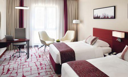 Camera Superiore Twin - Movenpick Hotel & Apartments Bur Dubai - Dubai