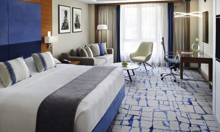 Camera Executive King - Movenpick Hotel & Apartments Bur Dubai - Dubai