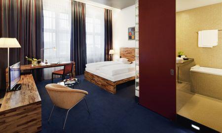 Classic Queen Room - Movenpick Hotel Berlin - Berlin