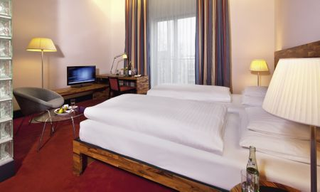 Sleep King Room - Movenpick Hotel Berlin - Berlin