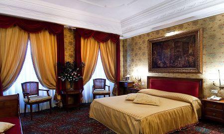 Suite Deluxe - Hotel Atlante Star - Roma