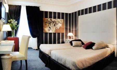 Habitación Superior Doble - Hotel Atlante Star - Roma