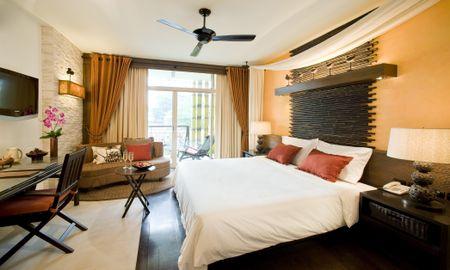 Club Mirage Premium Deluxe Vue Océan King - Centara Grand Mirage Beach Resort Pattaya - Pattaya