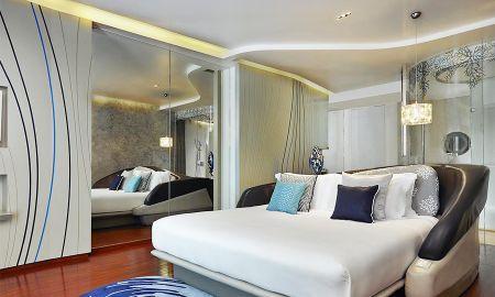 Camera Twin Deluxe - Hotel Baraquda Pattaya MGallery By Sofitel - Pattaya