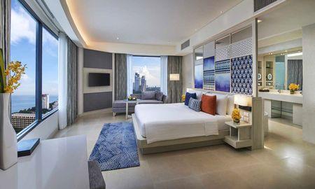 Chambre Grand Deluxe avec Vue Océan - Amari Pattaya - Pattaya