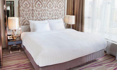 Deluxe Premier Room - Dorsett Kuala Lumpur - Kuala Lumpur