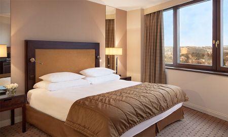 Suite Deluxe - Corinthia Hotel Prague - Praga