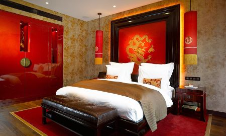 Quarto Superior Luxury - Buddha-Bar Hotel Prague - Praga