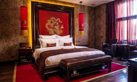 Chambre Premier Luxury - Buddha-Bar Hotel Prague - Prague