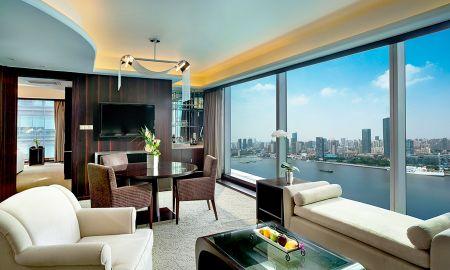Diplomatic Suite - Grand Kempinski Hotel Shanghai - Shanghai