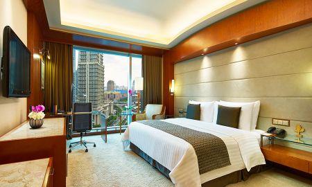 Premier Skyline View Room - Grand Kempinski Hotel Shanghai - Shanghai
