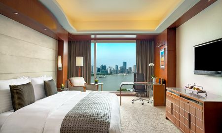 Habitación Deluxe Bund Vista - Grand Kempinski Hotel Shanghai - Shanghai