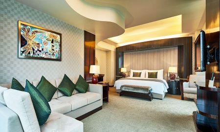 Skyline Suite - Grand Kempinski Hotel Shanghai - Shanghai