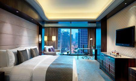 Executive Skyline View Room - Grand Kempinski Hotel Shanghai - Shanghai