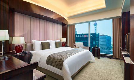 Suite Ejecutiva - Grand Kempinski Hotel Shanghai - Shanghai