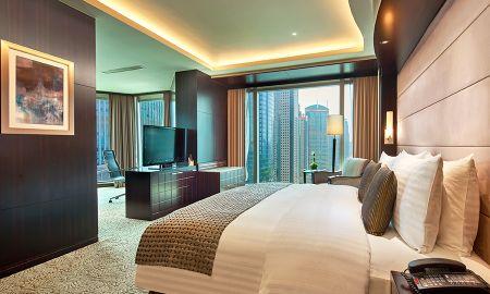 Grand Studio Skyline View Room - Grand Kempinski Hotel Shanghai - Shanghai
