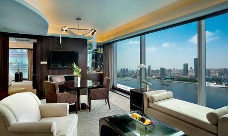 Suite Diplomática - Grand Kempinski Hotel Shanghai - Shanghai