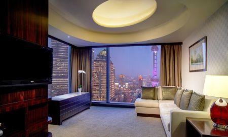 Executive Suite - Grand Kempinski Hotel Shanghai - Shanghai