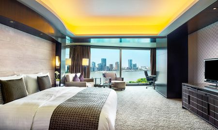 Grand Executive Skyline View Room - Grand Kempinski Hotel Shanghai - Shanghai
