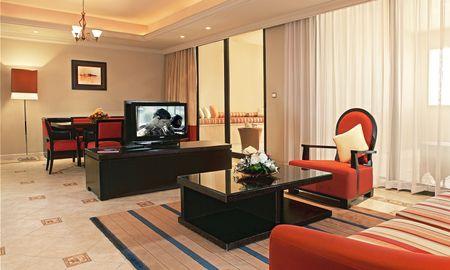 Apartamento Clásico Dos Habitaciónes - Arjaan By Rotana Dubai Media City - Dubai