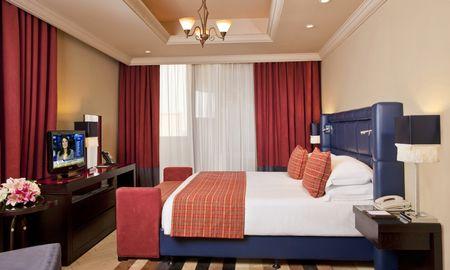 Apartamento Deluxe Una Habitación - Arjaan By Rotana Dubai Media City - Dubai